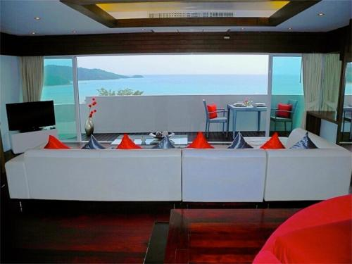 Patong Tower 1 Bedroom Apartment Great View