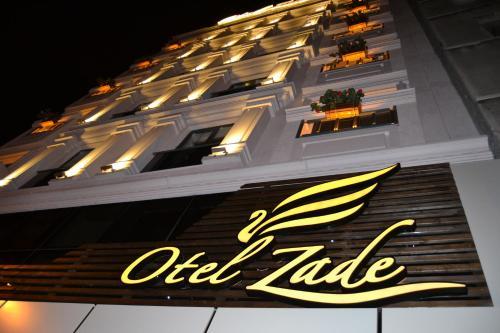 Erzurum Hotel Zade harita