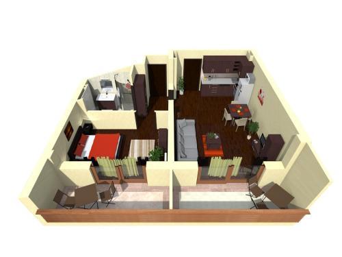 Фото отеля Alpe-Adria Apartments