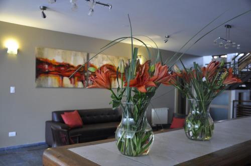 Фото отеля Hotel de la Canada Mina Clavero