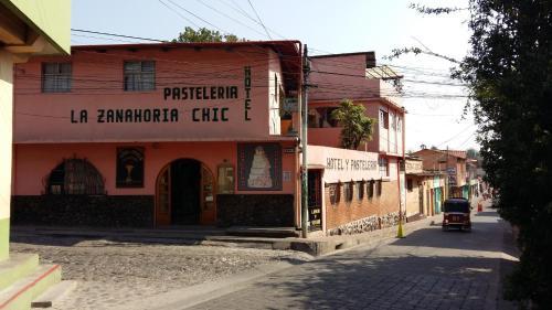 Фото отеля La Zanahoria Chic