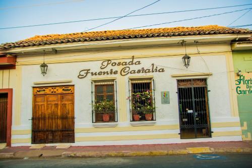 . Posada Fuente Castalia
