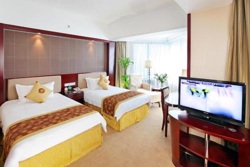 Vienna International Hotel Suzhou University Town photo 6