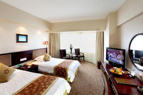 Vienna International Hotel Suzhou University Town photo 8