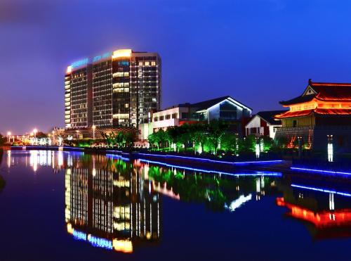 Vienna International Hotel Suzhou University Town photo 24