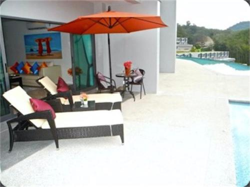 Patong Bay Hill 1 bedroom Apartment Patong Bay Hill 1 bedroom Apartment