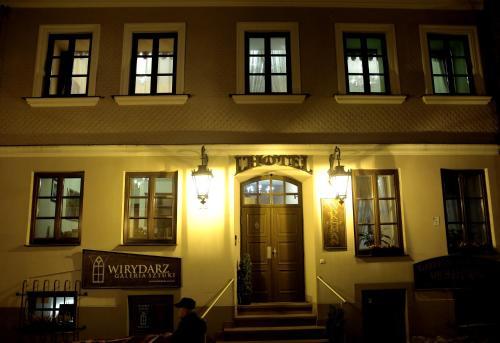 Rezydencja Waksman Główne zdjęcie