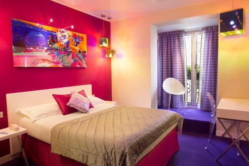 Hotel Best Western Anjou Lafayette H 244 Tel 4 Rue