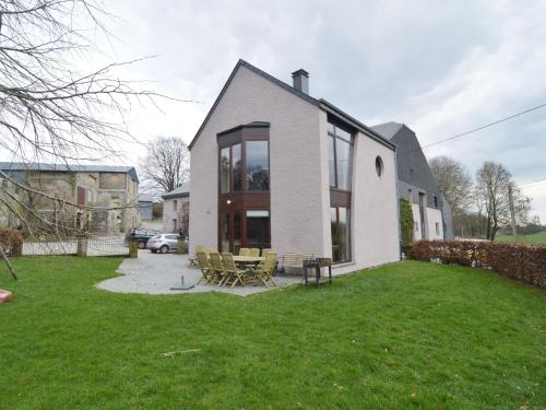 . Holiday Home with Outdoor Pool in Neufchateau