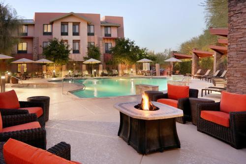 Hilton Garden Inn Scottsdale North/Perimeter Center - Scottsdale, AZ AZ 85255