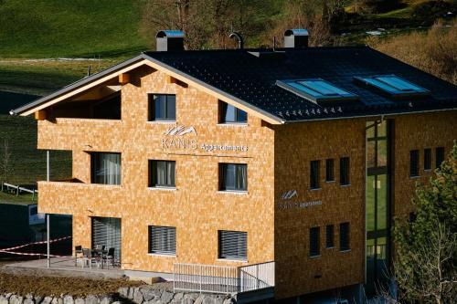 Kanis Appartements Au/Schoppernau