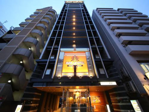 아파 호텔 히가시-신주쿠-에키마에