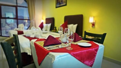 Mirage Hotel Al Aqah rom bilder