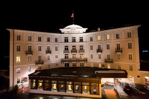 Hotel Bernina 1865 - Samedan