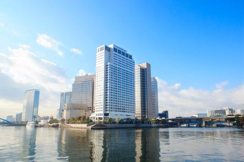 Dai-ichi Hotel Tokyo Seafort impression