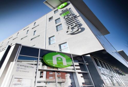 Campanile Clermont Ferrand Centre - Hôtel - Clermont-Ferrand