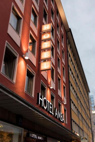 Hotel Amba photo 21