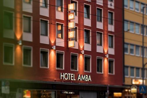 Hotel Amba photo 48
