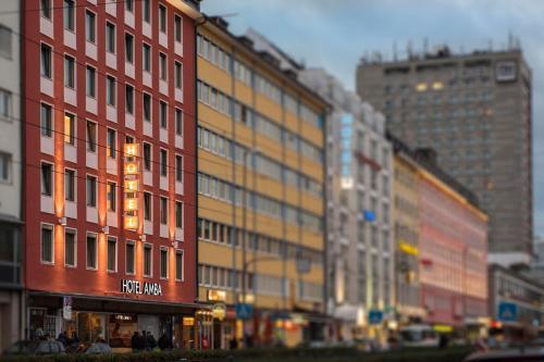 Hotel Amba photo 22