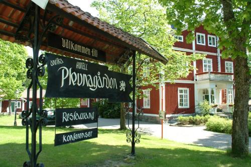 Hotel-overnachting met je hond in Hotell Plevnagården - Malmköping