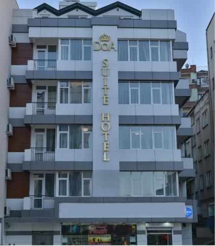 Trabzon Doa Suite Hotel telefon