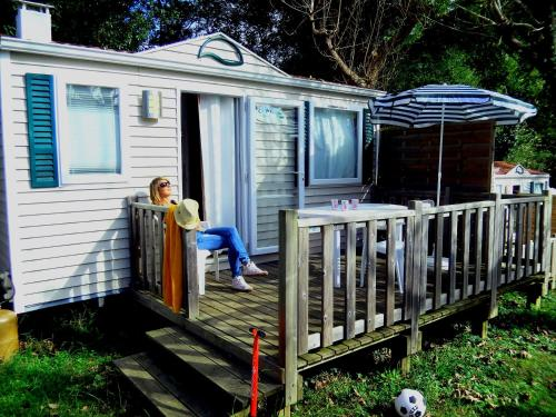 One-Bedroom Mobile Home (3 people)