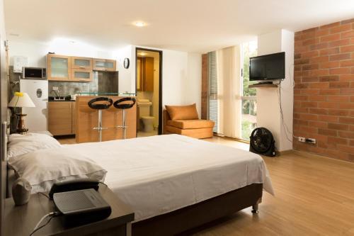 Hotel Apartamento Amoblado en El Poblado