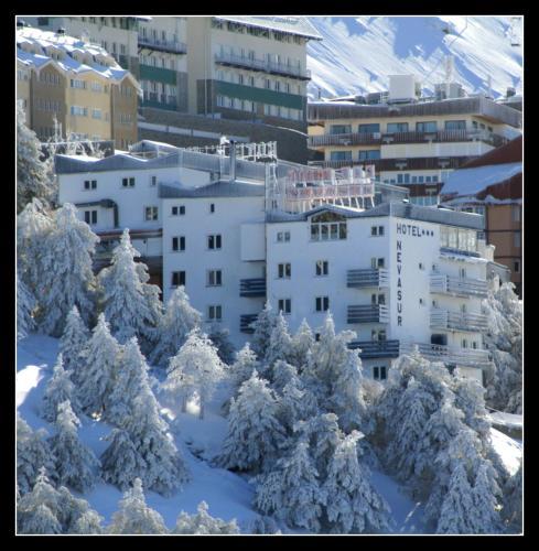 Hotel Nevasur - Sierra Nevada