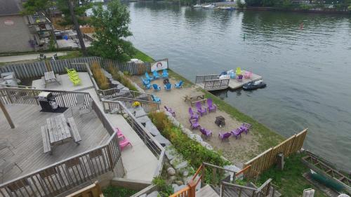 Riverfront Cottages