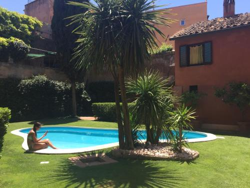 Trastevere Charming House with Pool