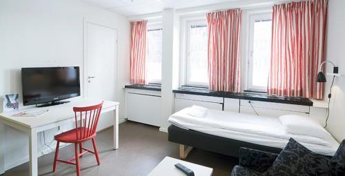 STF Gärdet Hotel & Hostel photo 27