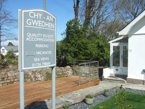 Chy An Gwedhen (Bed and Breakfast)