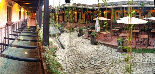 Hotel Eterna Primavera Antigua