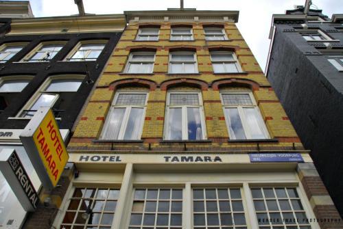 Tamara, Pension in Amsterdam