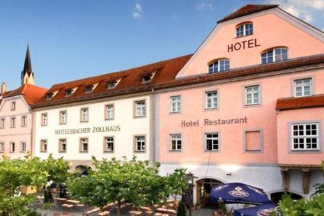 . Hotel Wittelsbacher Zollhaus