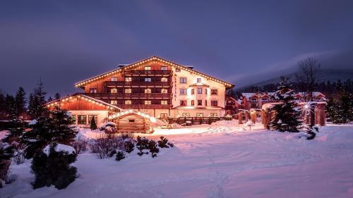 . Alpejski Boutique Hotel