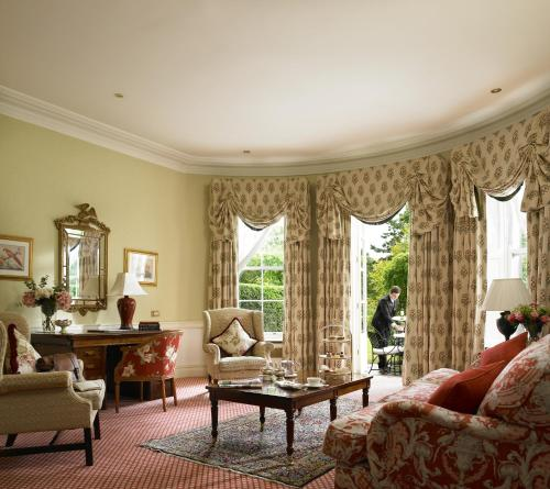 The Kildare Hotel, Spa & Country Club, Straffan, Kildare, Ireland.