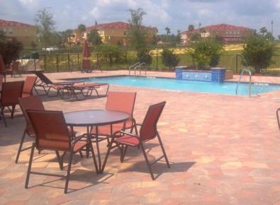 Courtyard Retreat - Davenport, FL 33897
