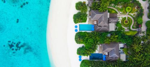Mudhdhoo Island, Baa Atoll, Maldives.