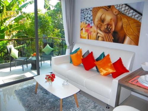 Emerald Patong 1 bedroom Apartment Garden View Emerald Patong 1 bedroom Apartment Garden View