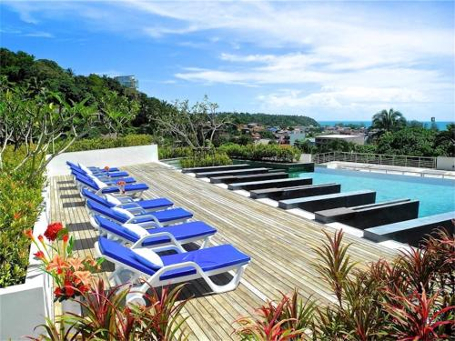 The Ark Karon 1 bedroom Apartment Pool Access Phuket