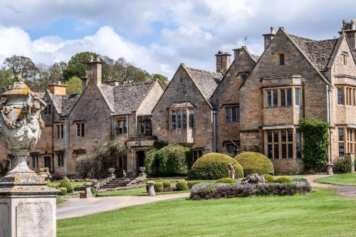 Buckland Manor   A Relais & Chateaux Hotel, Dumbleton
