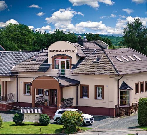 Accommodation in Żegiestów