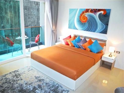 Emerald Patong New Studio with Balcony Emerald Patong New Studio with Balcony