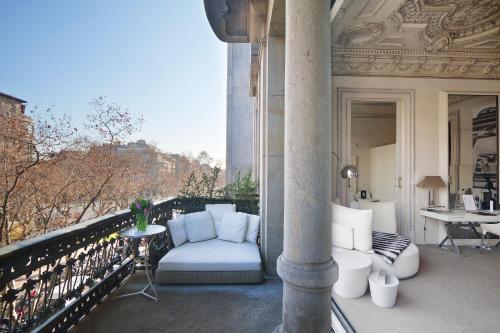 Suite Passeig de Gràcia de lujo con 2 dormitorios El Palauet Barcelona 9