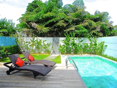 COCO Rawai 2 bedrooms villa โคโค่ ราไวย์ 2 เบดรูม วิลล่า
