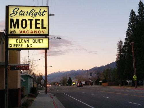 Starlight Motel - Big Pine, CA 93513
