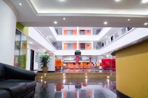 Hotel Hotel Ferias Park