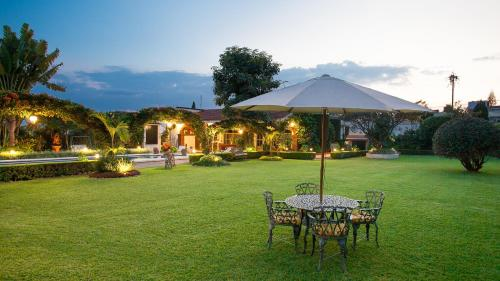 HotelResidencia Jardín Real