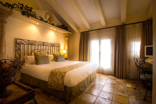 Deluxe Doppelzimmer mit Balkon Hotel Abaco Altea 17